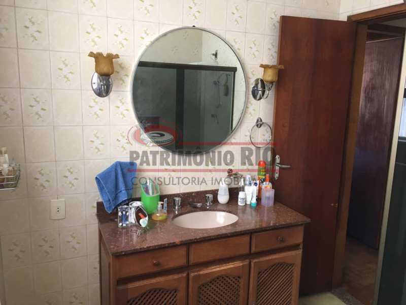 IMG-20200805-WA0053 - Espetacular Casa Duplex 3quartos, 4vagas garagem - Jardim América - PACA30502 - 20