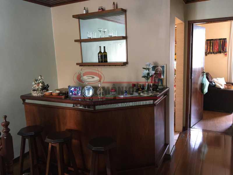 IMG-20200805-WA0054 - Espetacular Casa Duplex 3quartos, 4vagas garagem - Jardim América - PACA30502 - 17