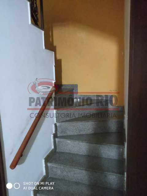 5. - Boa Casa Triplex, em condomínio fechado com varanda, 2quartos, suíte e terraço com churrasqueira - PACV20099 - 6