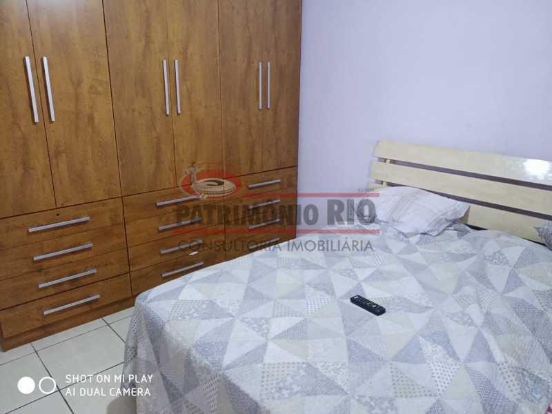 7. - Boa Casa Triplex, em condomínio fechado com varanda, 2quartos, suíte e terraço com churrasqueira - PACV20099 - 8