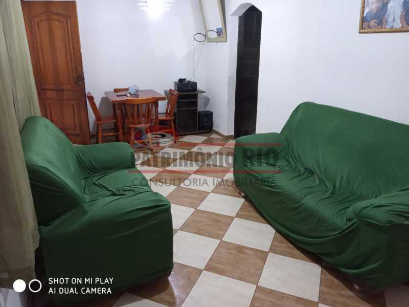 22. - Boa Casa Triplex, em condomínio fechado com varanda, 2quartos, suíte e terraço com churrasqueira - PACV20099 - 23
