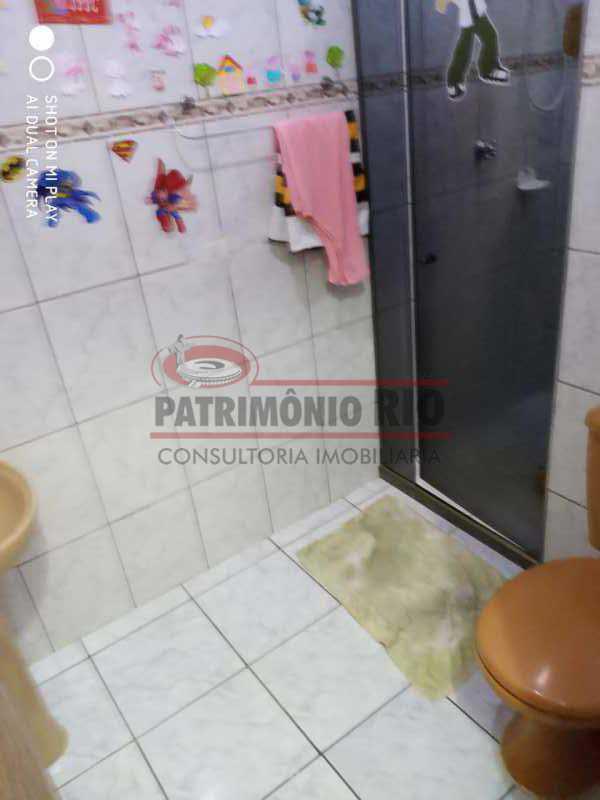 25. - Boa Casa Triplex, em condomínio fechado com varanda, 2quartos, suíte e terraço com churrasqueira - PACV20099 - 26