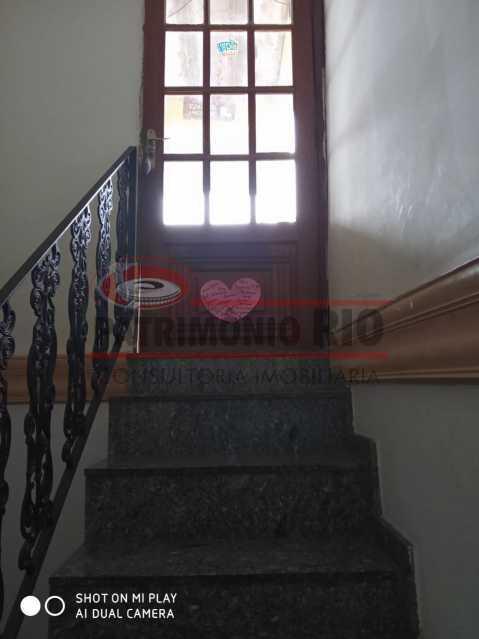 26. - Boa Casa Triplex, em condomínio fechado com varanda, 2quartos, suíte e terraço com churrasqueira - PACV20099 - 27