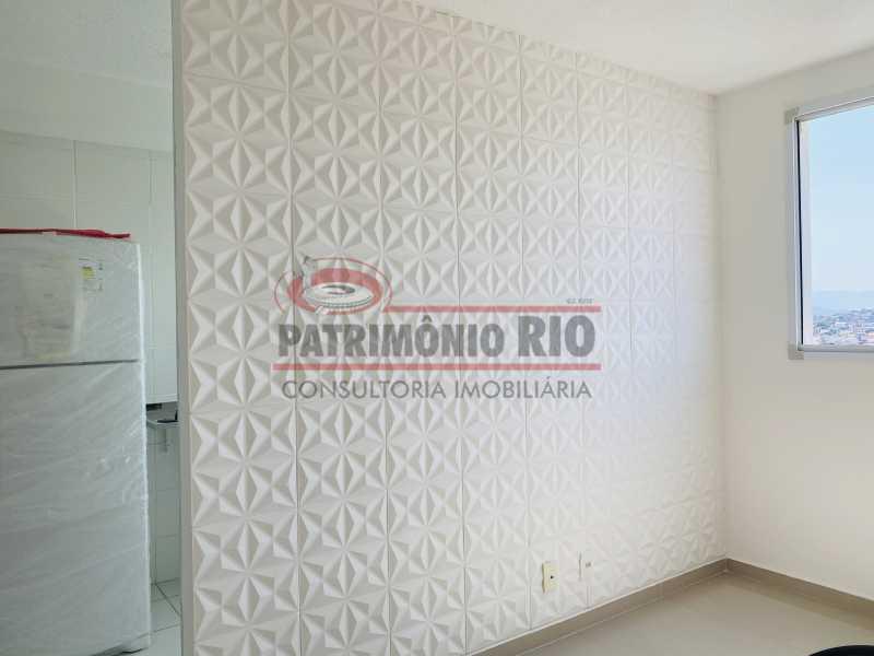 IMG-4471 - Apartamento DEZ Rocha Miranda 2qtos, vaga - PAAP23853 - 7