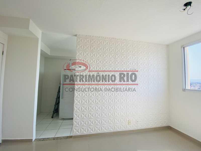 IMG-4513 - Apartamento DEZ Rocha Miranda 2qtos, vaga - PAAP23853 - 9