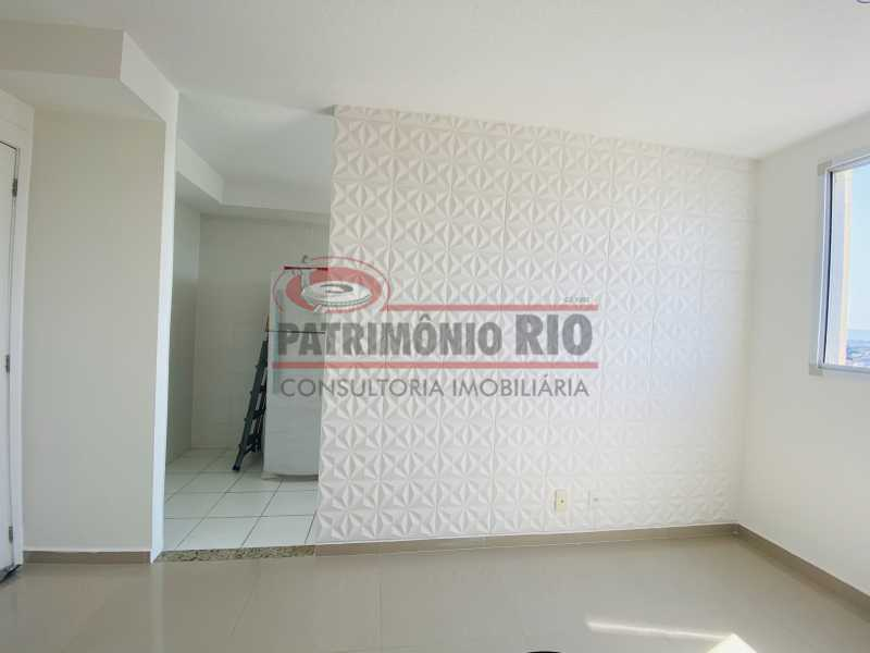 IMG-4515 - Apartamento DEZ Rocha Miranda 2qtos, vaga - PAAP23853 - 8