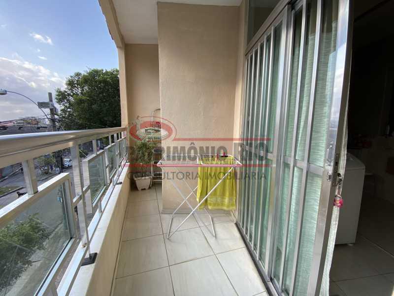 IMG-4550 - Casa 2 quartos à venda Vicente de Carvalho, Rio de Janeiro - R$ 185.000 - PACA20542 - 10