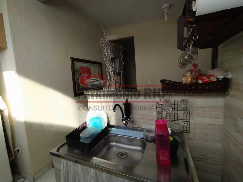 IMG_20200819_151238 - Casa de Vila 2 quartos à venda Irajá, Rio de Janeiro - R$ 160.000 - PACV20101 - 7
