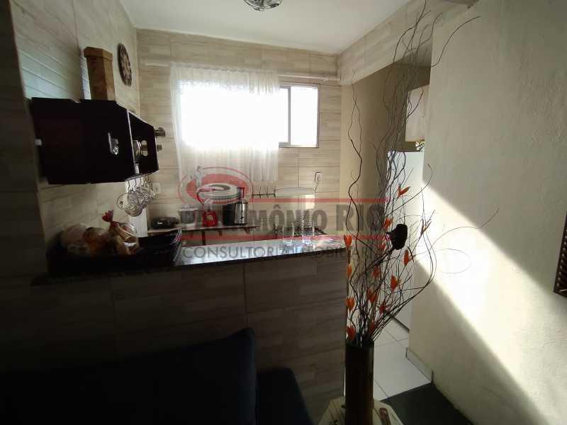 IMG_20200819_151436 - Casa de Vila 2 quartos à venda Irajá, Rio de Janeiro - R$ 160.000 - PACV20101 - 4