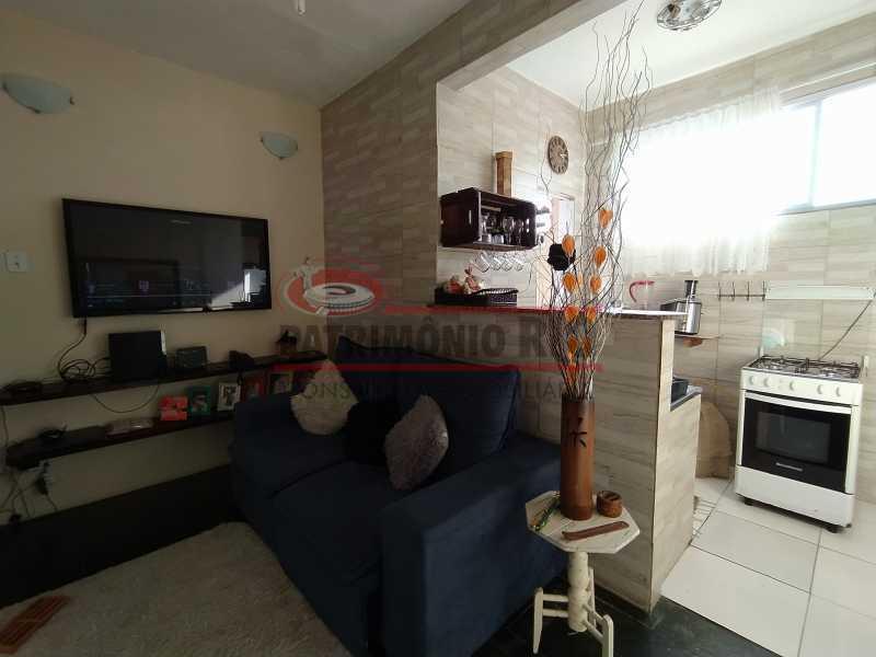 IMG_20200819_151501 - Casa de Vila 2 quartos à venda Irajá, Rio de Janeiro - R$ 160.000 - PACV20101 - 3