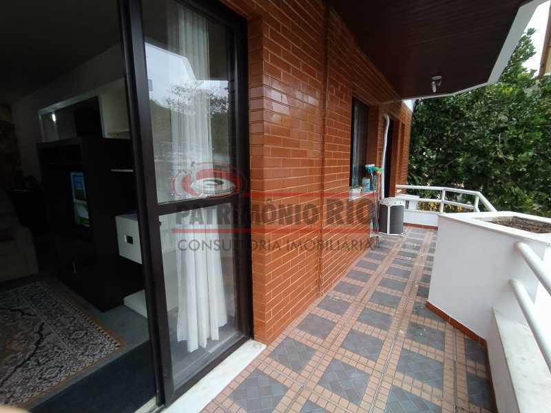 IMG_20200821_125446 - Maravilhoso 3quartos Cascadura - PAAP30985 - 3