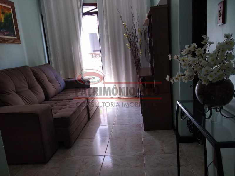 JA11. - Apartamento Tipo Casa com terraço em Jardim América - PAAP23883 - 3