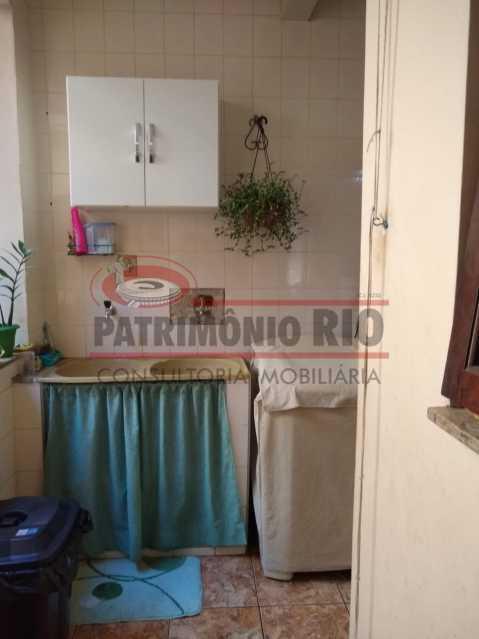 JA16. - Apartamento Tipo Casa com terraço em Jardim América - PAAP23883 - 11