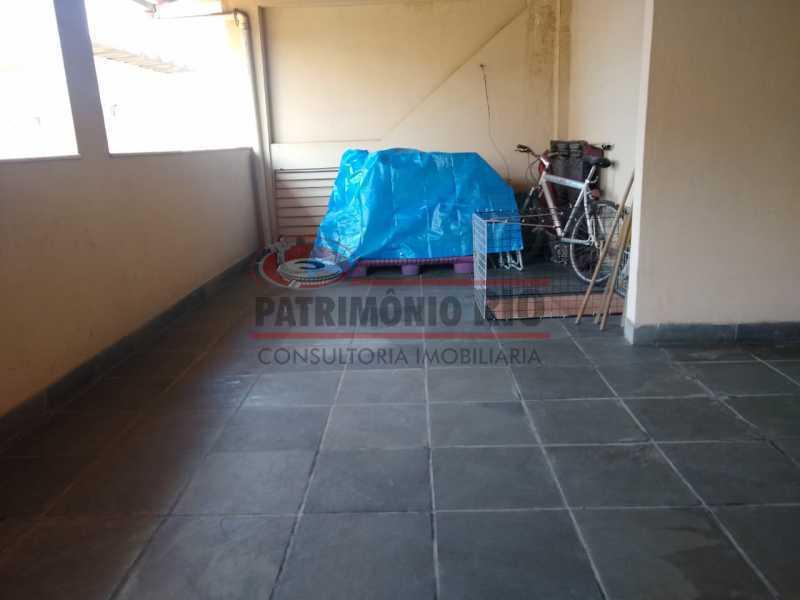 JA25. - Apartamento Tipo Casa com terraço em Jardim América - PAAP23883 - 26