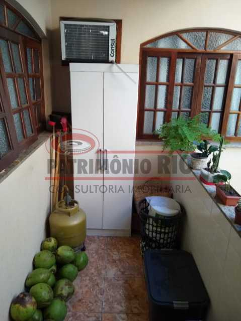 JA4. - Apartamento Tipo Casa com terraço em Jardim América - PAAP23883 - 14