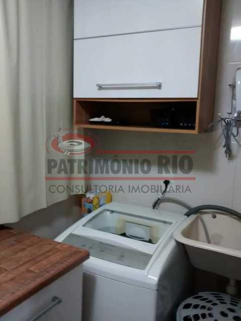 3 - Ótima Casa 2qtos Pavuna - PACN20126 - 9