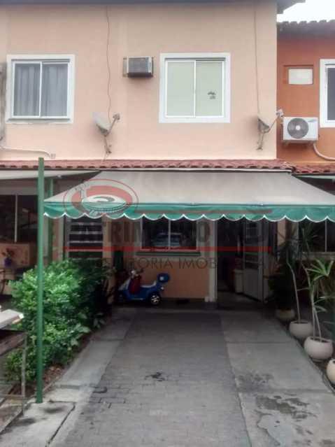 4 - Ótima Casa 2qtos Pavuna - PACN20126 - 1