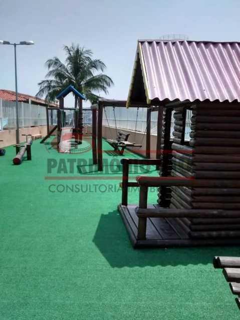 18 - Ótima Casa 2qtos Pavuna - PACN20126 - 22
