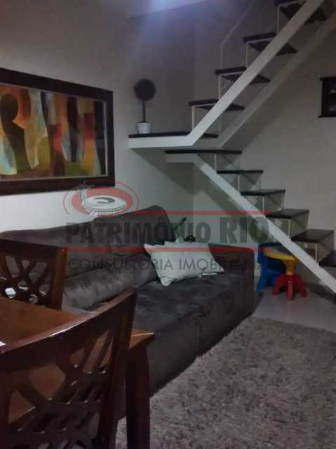 19 - Ótima Casa 2qtos Pavuna - PACN20126 - 3