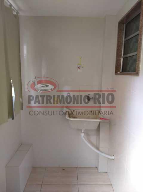 28 - Ótima Casa 2qtos Pavuna - PACN20126 - 20