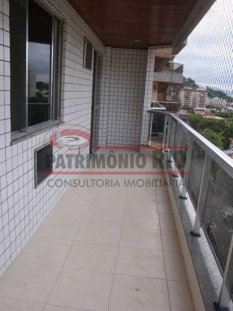 WhatsApp Image 2020-12-02 at 0 - Oapartamento com 92m² no miolo da Praça Seca. - PAAP23917 - 23
