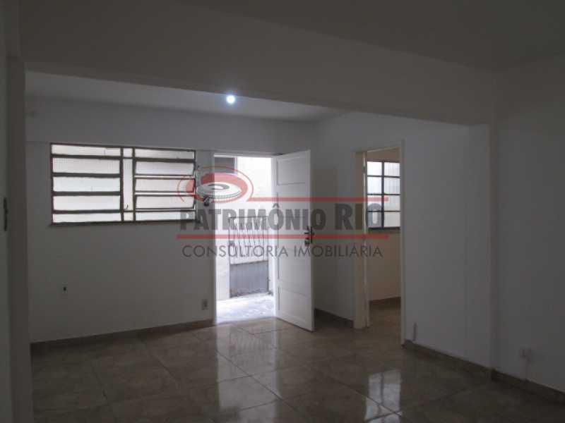 IMG_3081 - Ótima Casa de Fundos, em Condomínio fechado 2 quartoa, vaga de garagem - Iraja - PACA20552 - 5