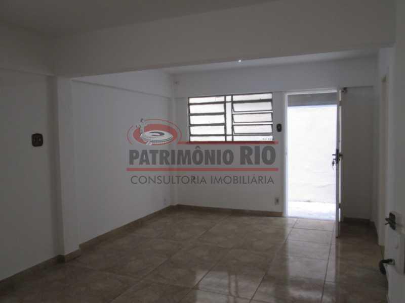 IMG_3082 - Ótima Casa de Fundos, em Condomínio fechado 2 quartoa, vaga de garagem - Iraja - PACA20552 - 6