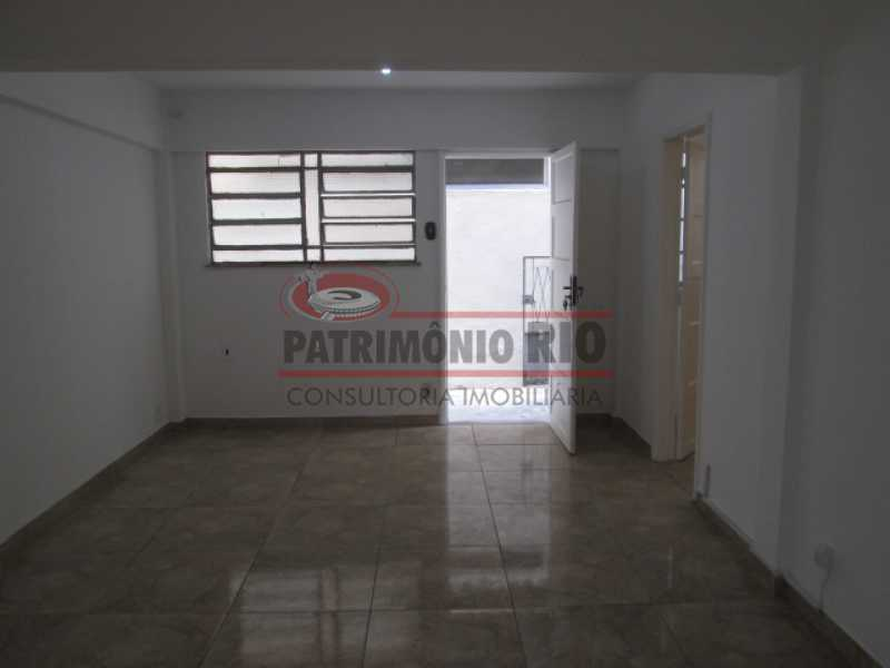 IMG_3083 - Ótima Casa de Fundos, em Condomínio fechado 2 quartoa, vaga de garagem - Iraja - PACA20552 - 7