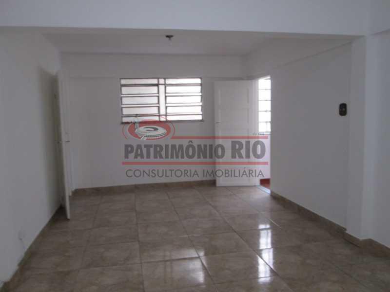 IMG_3084 - Ótima Casa de Fundos, em Condomínio fechado 2 quartoa, vaga de garagem - Iraja - PACA20552 - 8