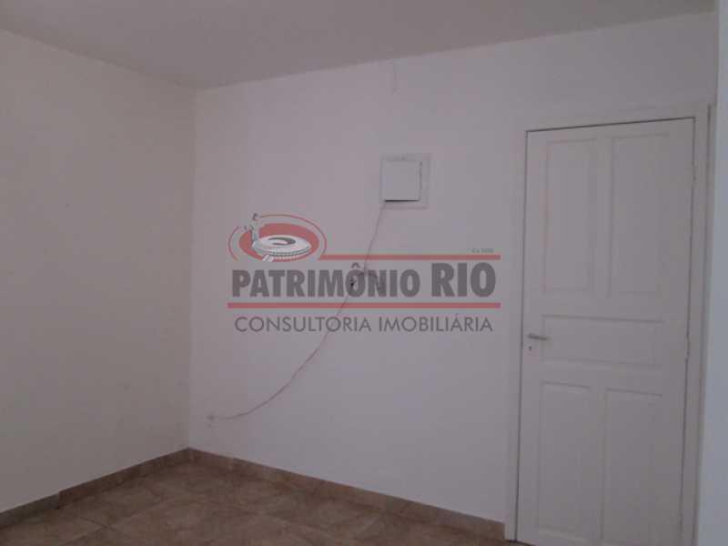 IMG_3085 - Ótima Casa de Fundos, em Condomínio fechado 2 quartoa, vaga de garagem - Iraja - PACA20552 - 9