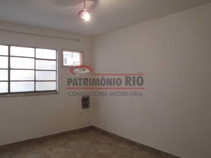 IMG_3086 - Ótima Casa de Fundos, em Condomínio fechado 2 quartoa, vaga de garagem - Iraja - PACA20552 - 10