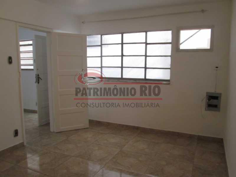 IMG_3087 - Ótima Casa de Fundos, em Condomínio fechado 2 quartoa, vaga de garagem - Iraja - PACA20552 - 11