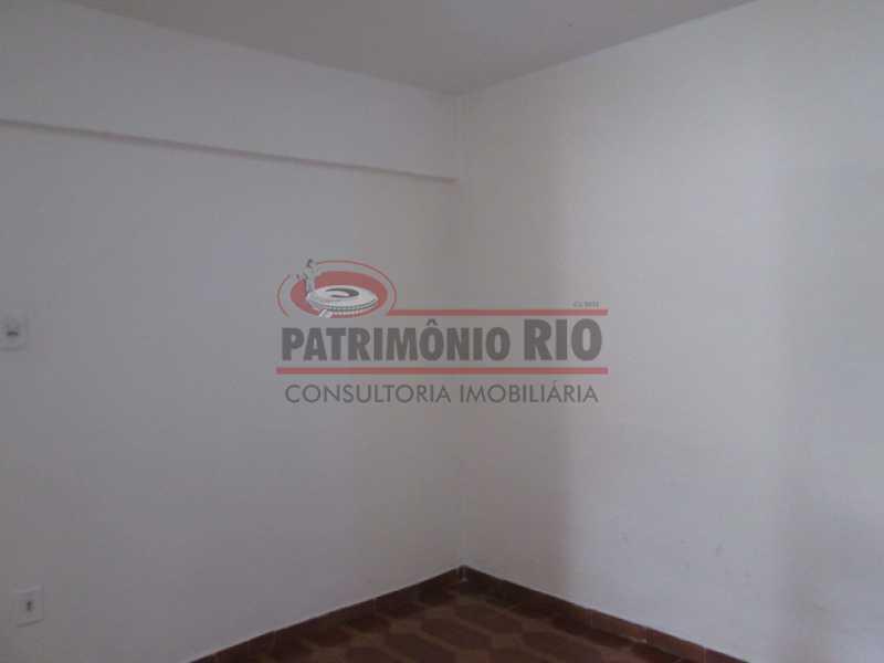 IMG_3089 - Ótima Casa de Fundos, em Condomínio fechado 2 quartoa, vaga de garagem - Iraja - PACA20552 - 13