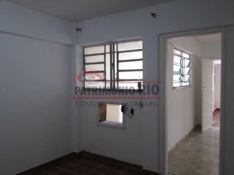 IMG_3090 - Ótima Casa de Fundos, em Condomínio fechado 2 quartoa, vaga de garagem - Iraja - PACA20552 - 14
