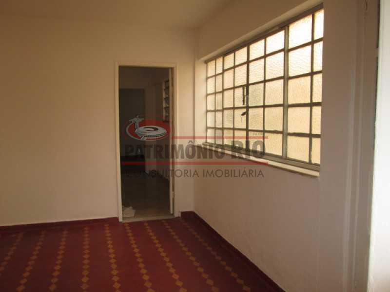 IMG_3091 - Ótima Casa de Fundos, em Condomínio fechado 2 quartoa, vaga de garagem - Iraja - PACA20552 - 15