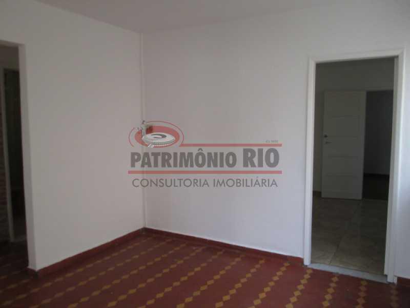 IMG_3092 - Ótima Casa de Fundos, em Condomínio fechado 2 quartoa, vaga de garagem - Iraja - PACA20552 - 16