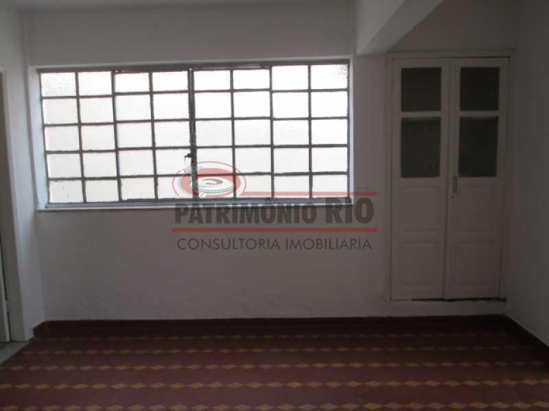 IMG_3093 - Ótima Casa de Fundos, em Condomínio fechado 2 quartoa, vaga de garagem - Iraja - PACA20552 - 17