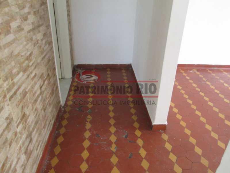 IMG_3094 - Ótima Casa de Fundos, em Condomínio fechado 2 quartoa, vaga de garagem - Iraja - PACA20552 - 18