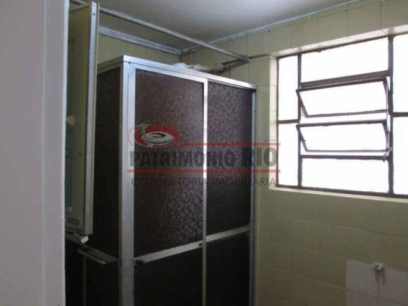 IMG_3095 - Ótima Casa de Fundos, em Condomínio fechado 2 quartoa, vaga de garagem - Iraja - PACA20552 - 19