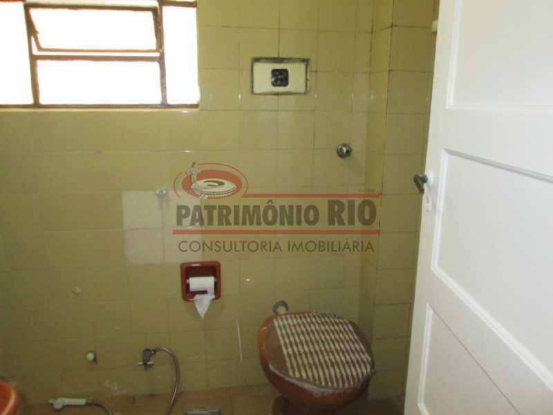 IMG_3096 - Ótima Casa de Fundos, em Condomínio fechado 2 quartoa, vaga de garagem - Iraja - PACA20552 - 20
