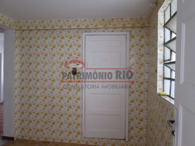 IMG_3097 - Ótima Casa de Fundos, em Condomínio fechado 2 quartoa, vaga de garagem - Iraja - PACA20552 - 21