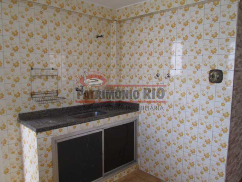 IMG_3098 - Ótima Casa de Fundos, em Condomínio fechado 2 quartoa, vaga de garagem - Iraja - PACA20552 - 22