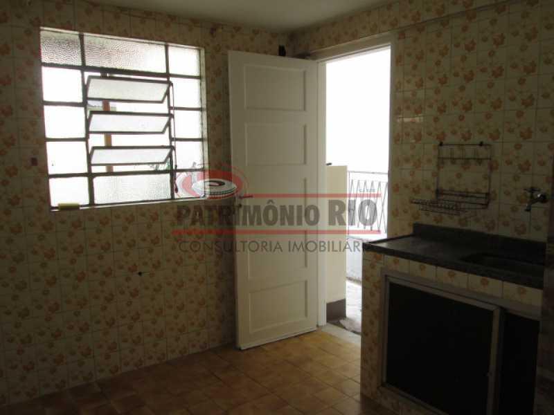 IMG_3099 - Ótima Casa de Fundos, em Condomínio fechado 2 quartoa, vaga de garagem - Iraja - PACA20552 - 23