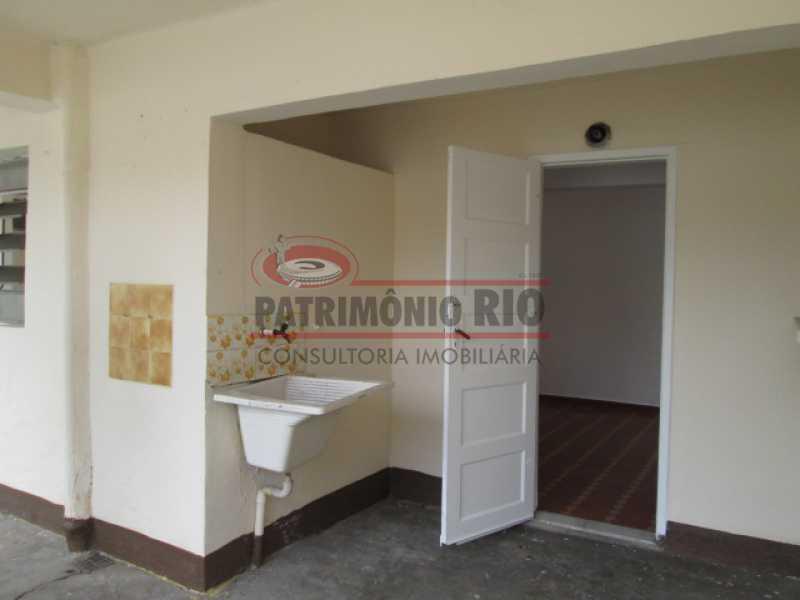 IMG_3100 - Ótima Casa de Fundos, em Condomínio fechado 2 quartoa, vaga de garagem - Iraja - PACA20552 - 24