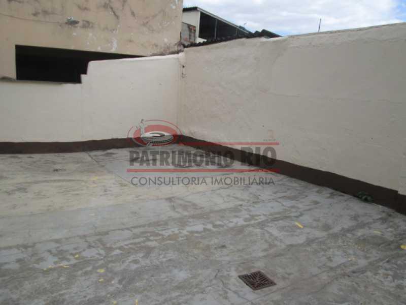 IMG_3101 - Ótima Casa de Fundos, em Condomínio fechado 2 quartoa, vaga de garagem - Iraja - PACA20552 - 25