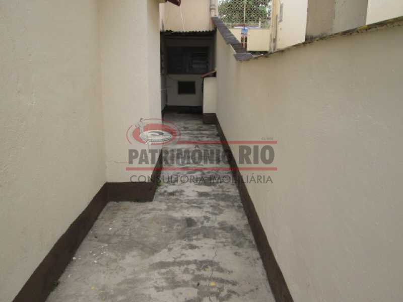 IMG_3102 - Ótima Casa de Fundos, em Condomínio fechado 2 quartoa, vaga de garagem - Iraja - PACA20552 - 26