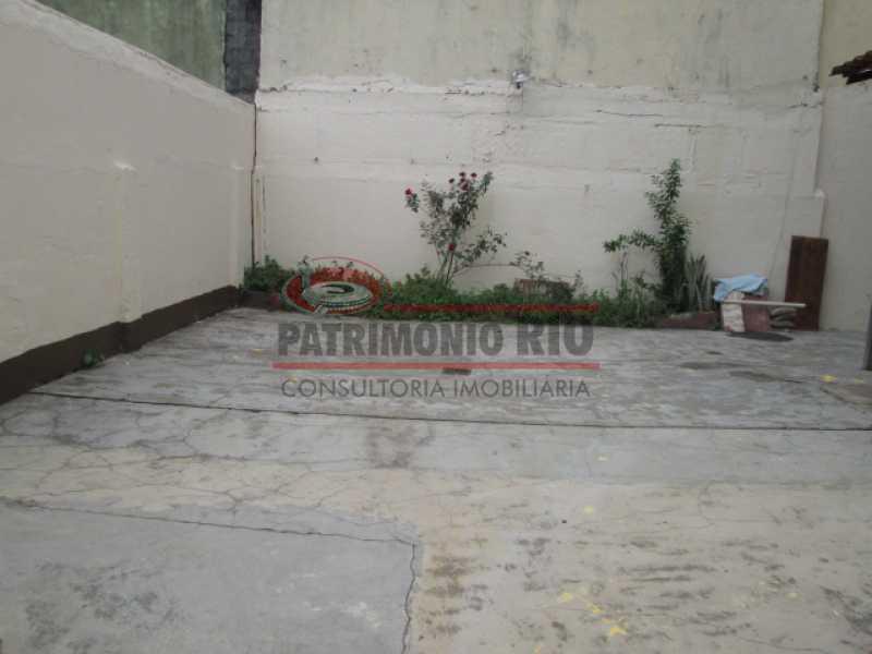 IMG_3103 - Ótima Casa de Fundos, em Condomínio fechado 2 quartoa, vaga de garagem - Iraja - PACA20552 - 27