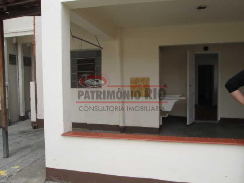 IMG_3104 - Ótima Casa de Fundos, em Condomínio fechado 2 quartoa, vaga de garagem - Iraja - PACA20552 - 28