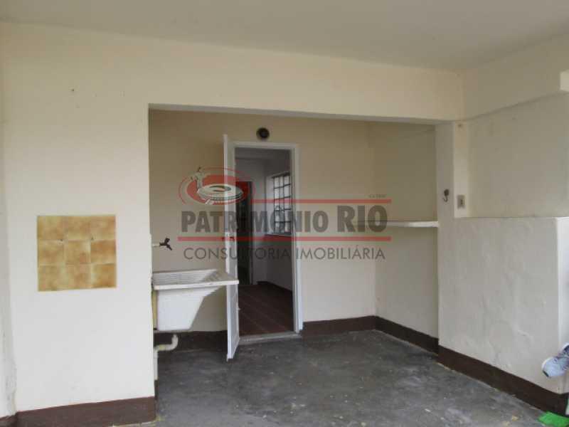 IMG_3105 - Ótima Casa de Fundos, em Condomínio fechado 2 quartoa, vaga de garagem - Iraja - PACA20552 - 29
