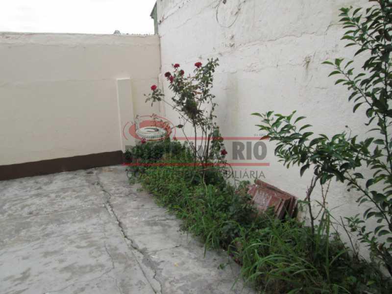 IMG_3107 - Ótima Casa de Fundos, em Condomínio fechado 2 quartoa, vaga de garagem - Iraja - PACA20552 - 30